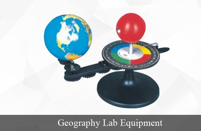 Geography Lab Equipment Manufacturer Supplier in Ambala India
