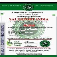 Sai Export India Kanpur Halal