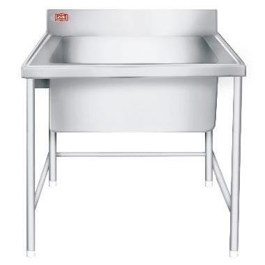 Pot Wash Sink,Stainless Steel Pot Wash Sinks Manufacturer Faridabad