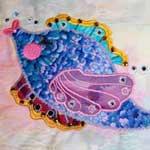 Kolourbox embroidery threads