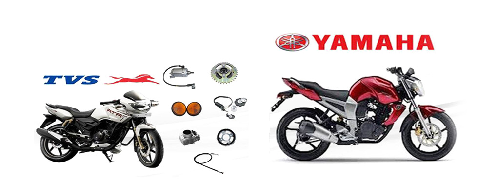 Two Wheeler Spare Parts Air Filter Assembly Cylinder And Piston Assembly
