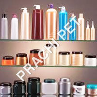 PET Plastic Cosmetic Bottles