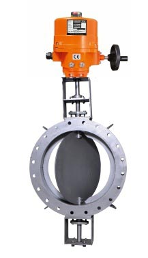 Motorised Damper Valve Motor Operated Damper Valve