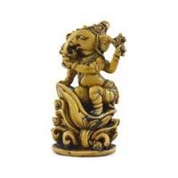 Handmade Antique Resin Idol of lord Ganesha