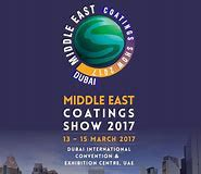 Middle East Coating Show, Dubai 2017