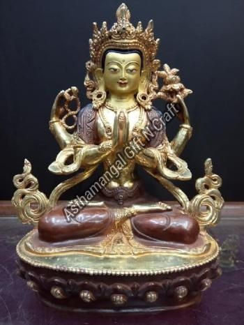 Buddhist Deities Statue