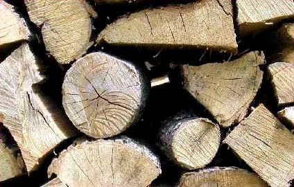 Heat Treated Seasoned Pine Wood
