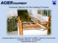 Reheating Furnace Equipments