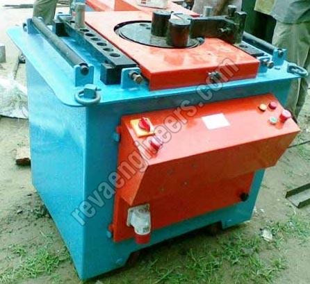 Bar Bending & Cutting Machine