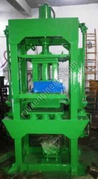 Vibro Press Brick Making Machine