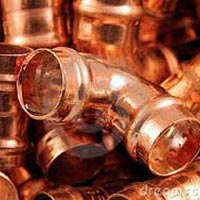 Copper Solder Ring Fittings
