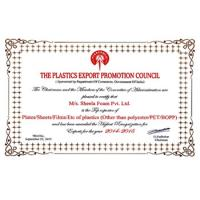 Export Promotion Council Certificate 03