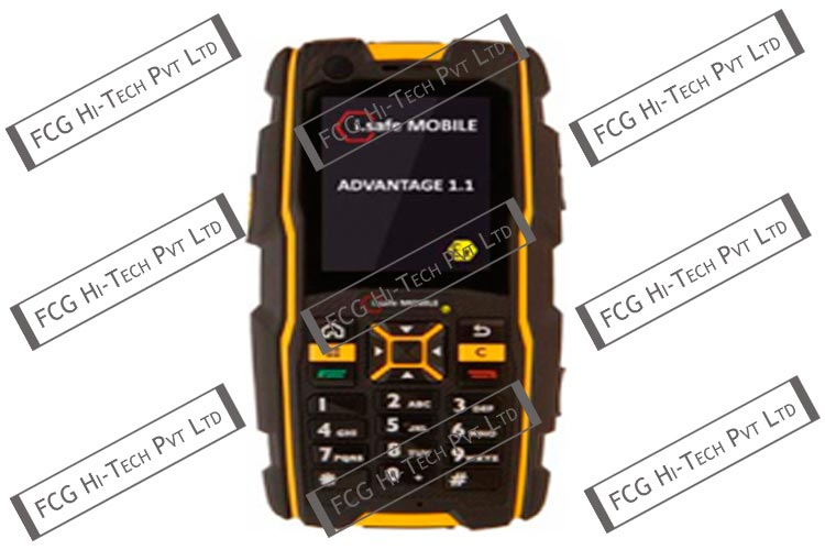 Flameproof Mobile Phone Flame Proof Mobile Phone Flame