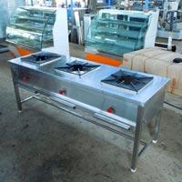 Kitchen Cooking Range