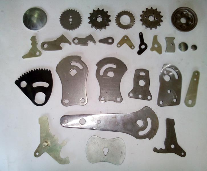 Fine Blanked Components Blanked Components Manufacturers