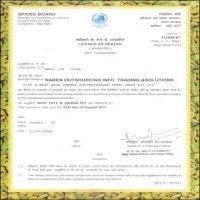 Certificate 01