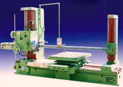 Horizontal Boring Machine High Precision Horizontal Boring