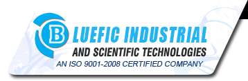 Bluefic Industrial and Scientific Technologies.