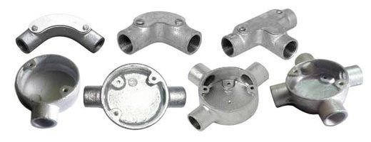 Metal Conduit Fittings Flexible Metal Conduit Fittings