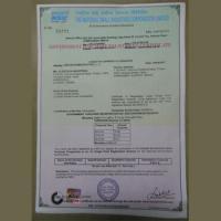 NSIC Certificate 01