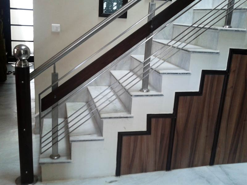 Stainless Steel Staircase Railings Staircase Railings Ss
