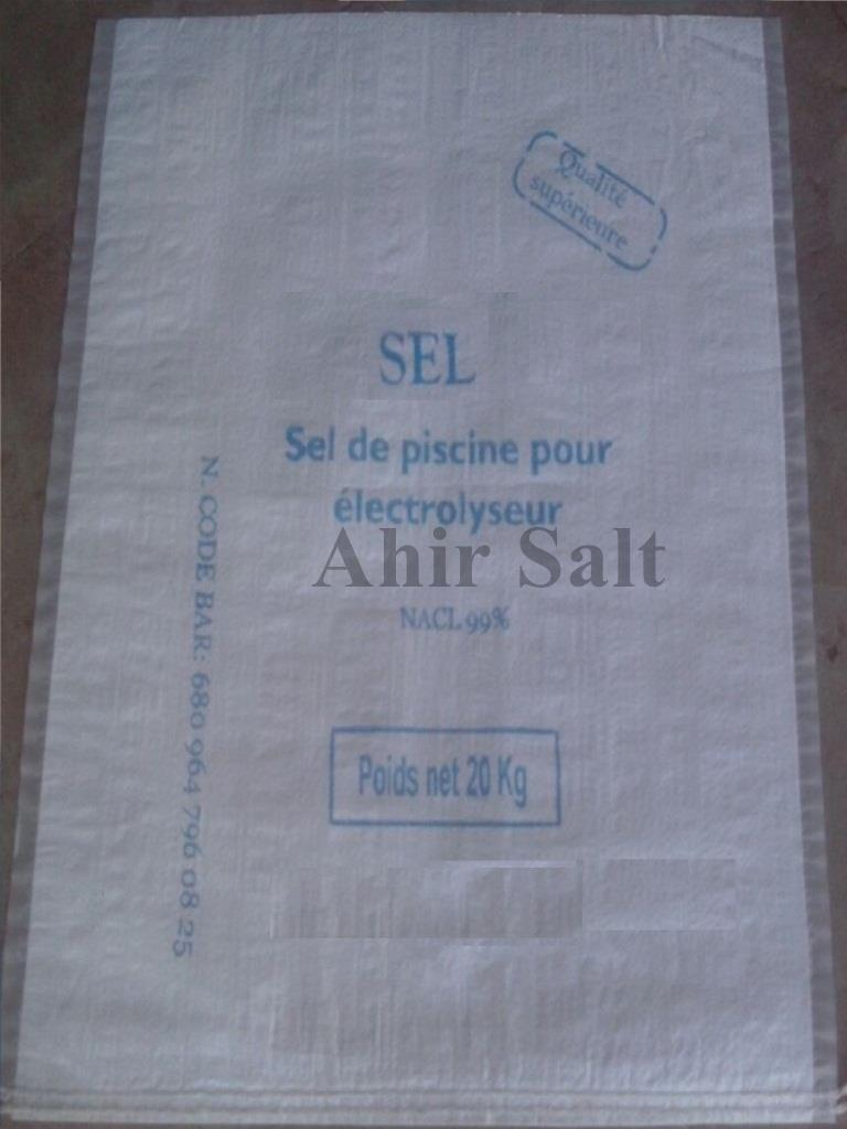 Woven - 20kg - French Marking