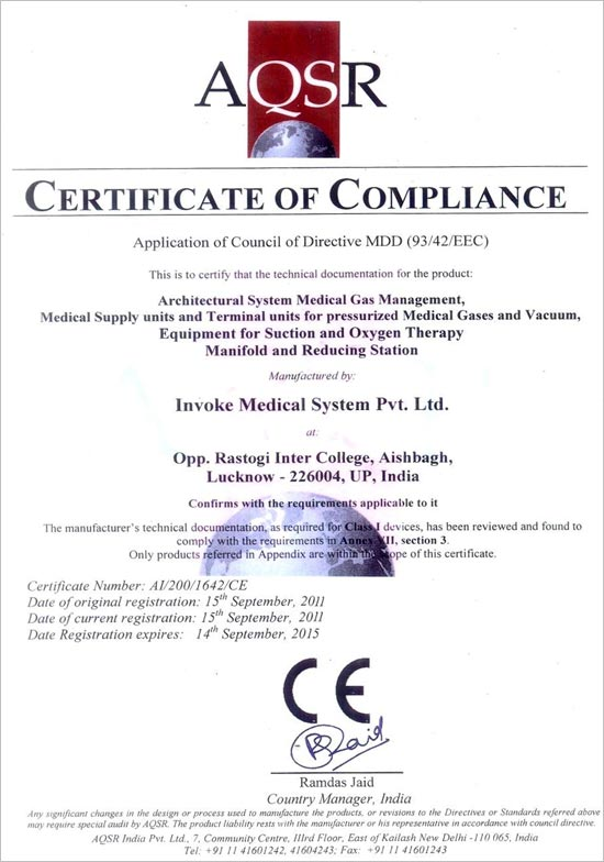 invoke medical system (p). ltd. | certificates and award - images of ...