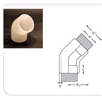 PVDF Pipe Fittings
