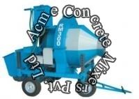 Concrete Mobile Batching Machine