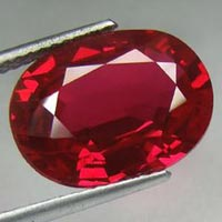 Natural Ruby Cut Stones