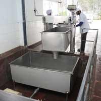 Milk Reception Equipment