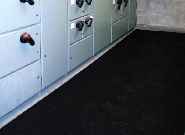 Floors With Standardized Insulation Mat