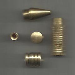 Brass Pen Components