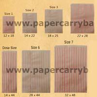 Linedar Paper Bags