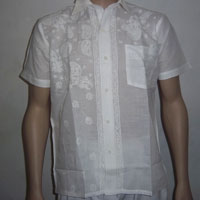 Mens Chikankari Shirts