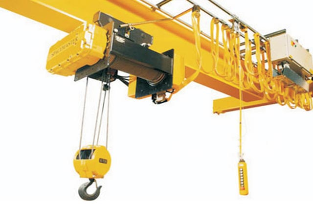 Overhead Crane submited images.