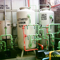 Fresh Water Treatment Plants