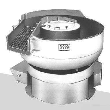 vibratory machine
