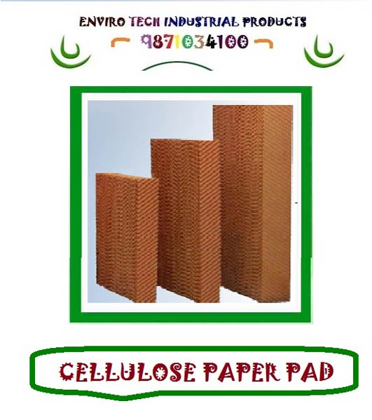 Air Cooling Pads Air Washer Pad Green House Exhaust Fan