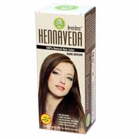 Hennaveda Hair Color