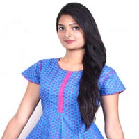Ladies Jaipuri Cotton Kurtis