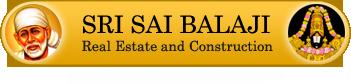 Sri Sai Balaji Real Estate & Construction