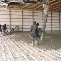 Floor Construction Contract