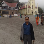 Mall Road Shimla Charch