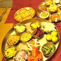 Royal Rajasthani Thali