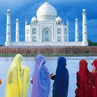 Taj Mahal One Day Tour