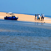 Poovar Golden Soil Beach