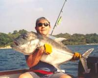 Sport Fishing in Andaman Islands