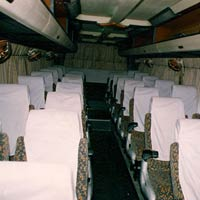 35 Seater Coach - Interior