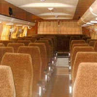 47 Seater Coach - Interior